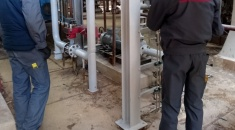 Successful completion of works on condensate collection system in Rijeka refinery