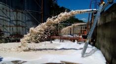 Završetak strojarsko – montažnih radova na rekonstrukciji sustava za gašenje i hlađenje spremnika grupe B i C